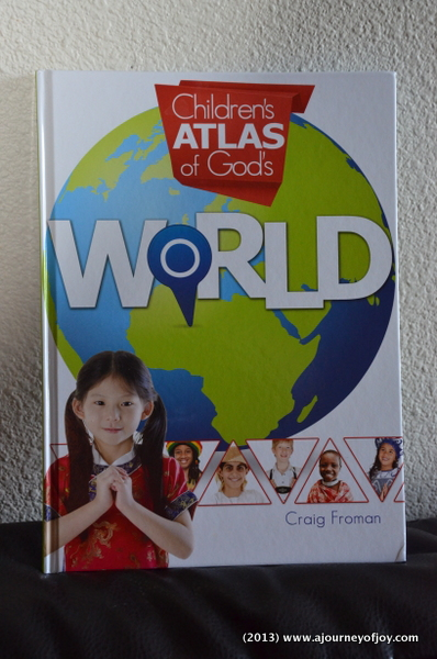 Children's Atlas of God's World.